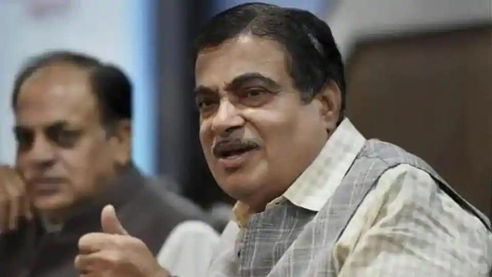 Union minister for micro, small and medium enterprises (MSME) Nitin Gadkar.