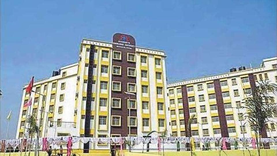 Aryabhatta Knowledge University.