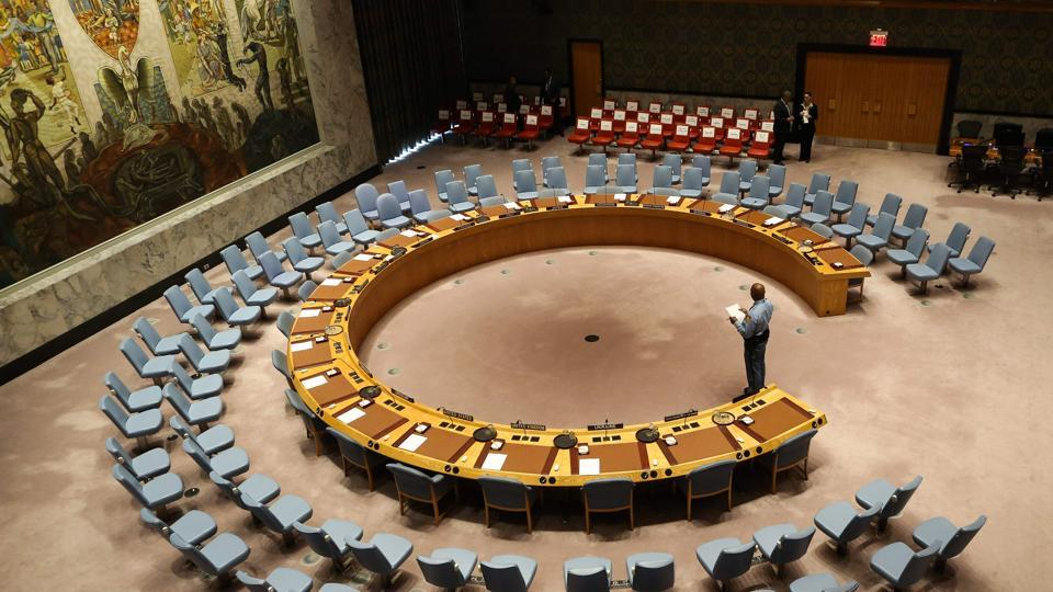 Following the objection, UNGeneral  Assembly president Muhammad-Bande wrote to UN Member States on June 25 proposing a re-worked phrase to substitute the sentence on which silence was broken.