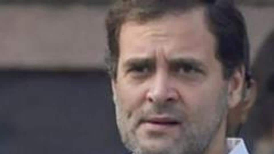 Congress leader Rahul Gandhi  has asked Prime Minister Narendra Modi to address India's security issues.