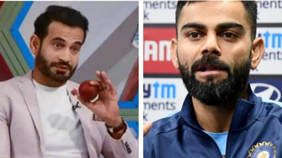 File image of Irfan Pathan and Virat Kohli.