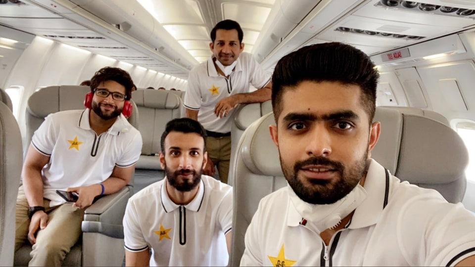 File image of Pakistan Cricket Team players.