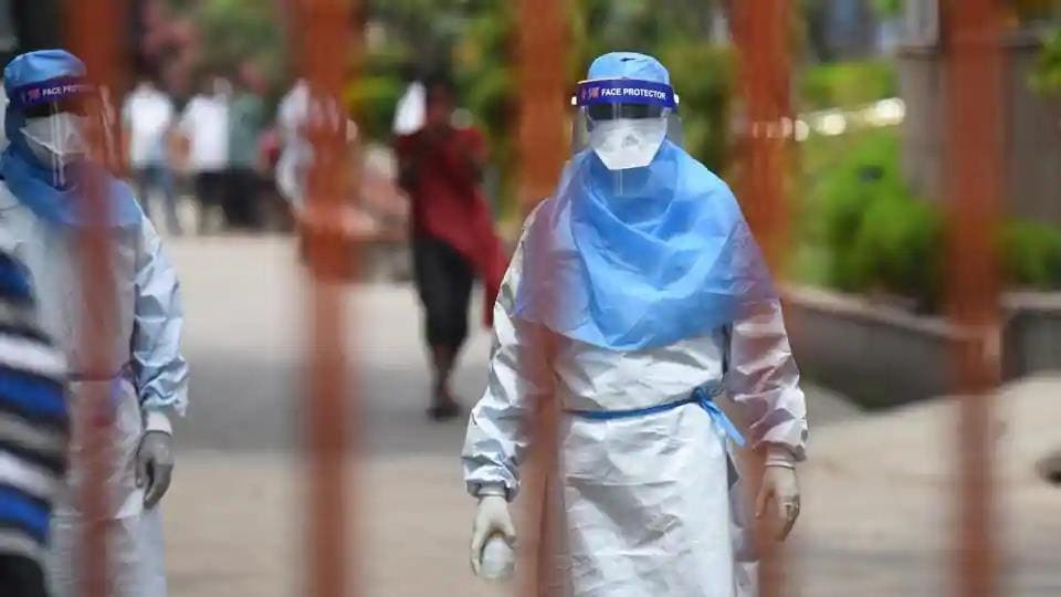 India was producing one crore PPE units per month as per the Central government's specifications to fight the viral outbreak.