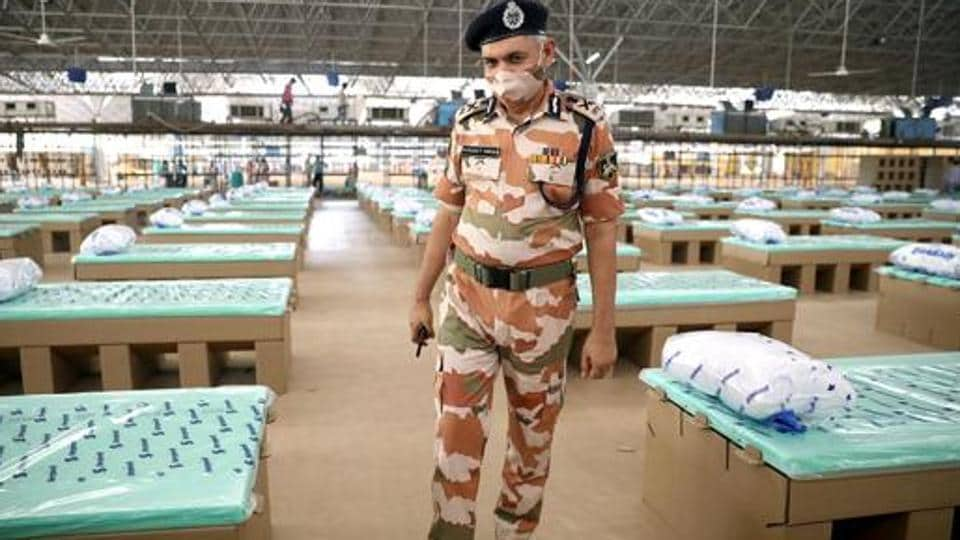 Among them, more than 2,100 security personnel have been cured and only about 1,250 are under treatment at various health facilities across the country.