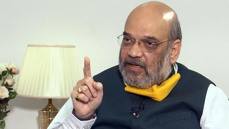The return of Amit Shah Shah marks the unlocking of politics. For almost three months during the lockdown, it wasn't just the country's economy that was in a lockdown, it was also its politics