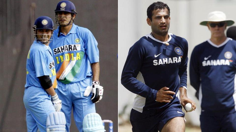 Actually, it was Sachin paaji's idea: Irfan Pathan talk about his batting promotion.