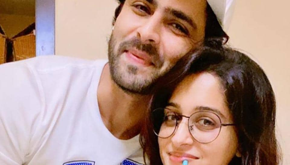 Dipika Kakar shared a picture of her special gift for husband Shoaib Ibrhaim.