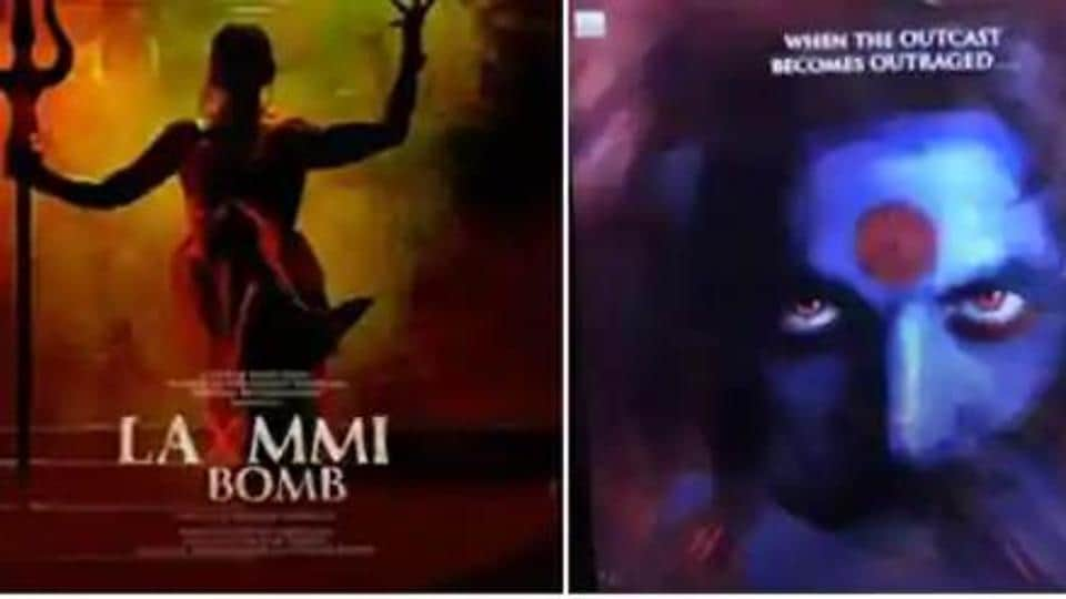 Akshay Kumar's Laxmmi Bomb is one of the seven Bollywood films set to release online soon..
