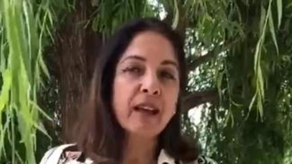 Neena Gupta shares she has finalised three scripts during the lockdown.