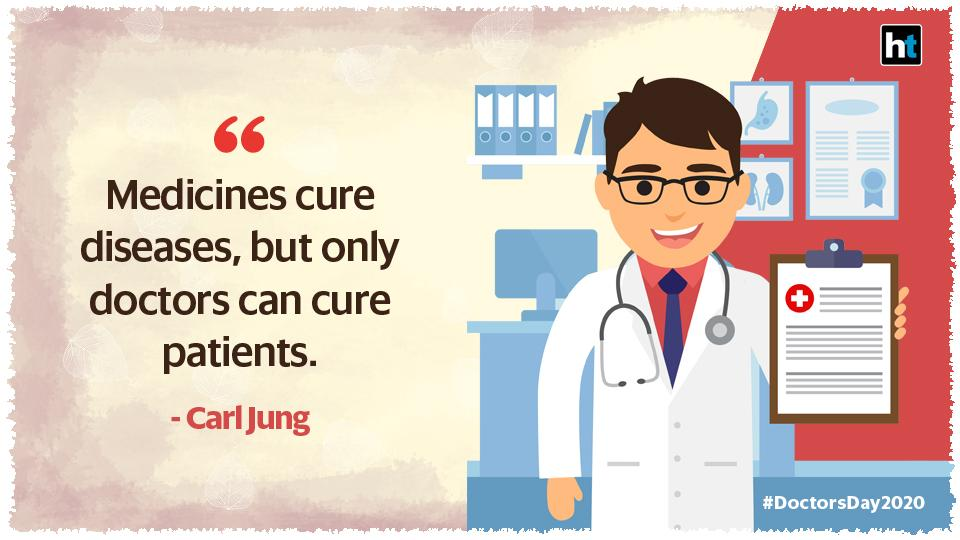 National Doctor's Day 2020: Quotes and wishes to share with your doctors