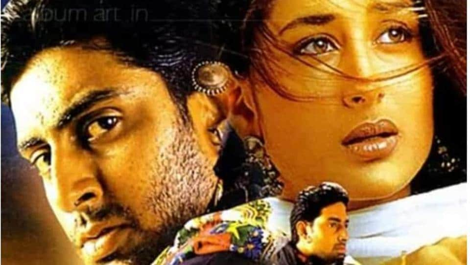 Abhishek Bachchan took to Instagram to recall his first film, Refugee.