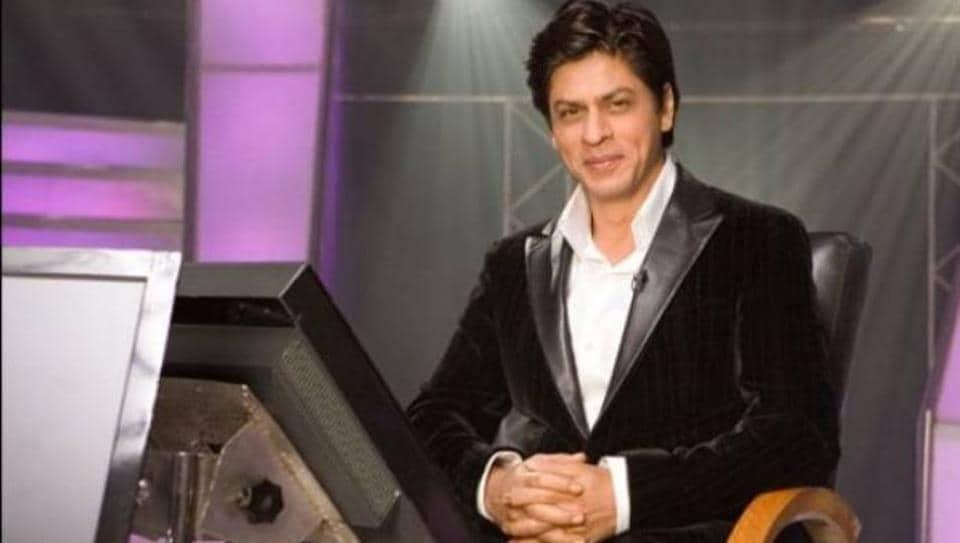 Shah Rukh Khan has hosted Kaun Banega Crorepati in the past.