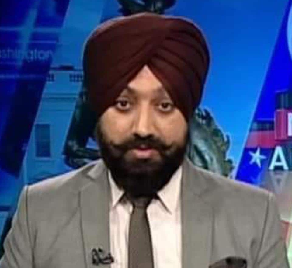 Davinder Pal Singh, a 43-year-old senior journalist with the PTC Punjabi TV channel, died in Mohali on Tuesday.