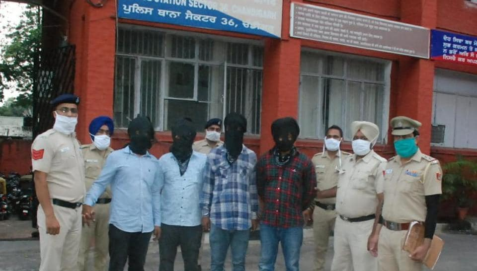 The accused were sent to judicial custody by a local court on Tuesday