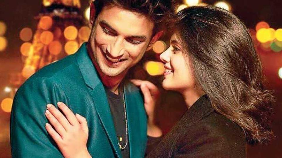 Sushant SinghRajput and Sanjana Sanghi are paired opposite each other in Dil Bechara.