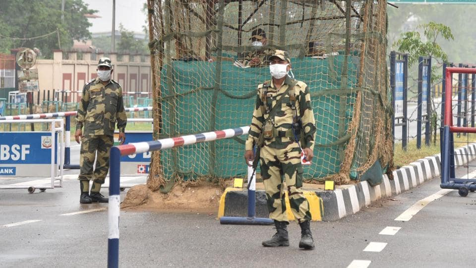 As per latest data, out of the total 1,018 coronavirus cases in the BSF, 659 personnel have recovered and 354 are under treatment.