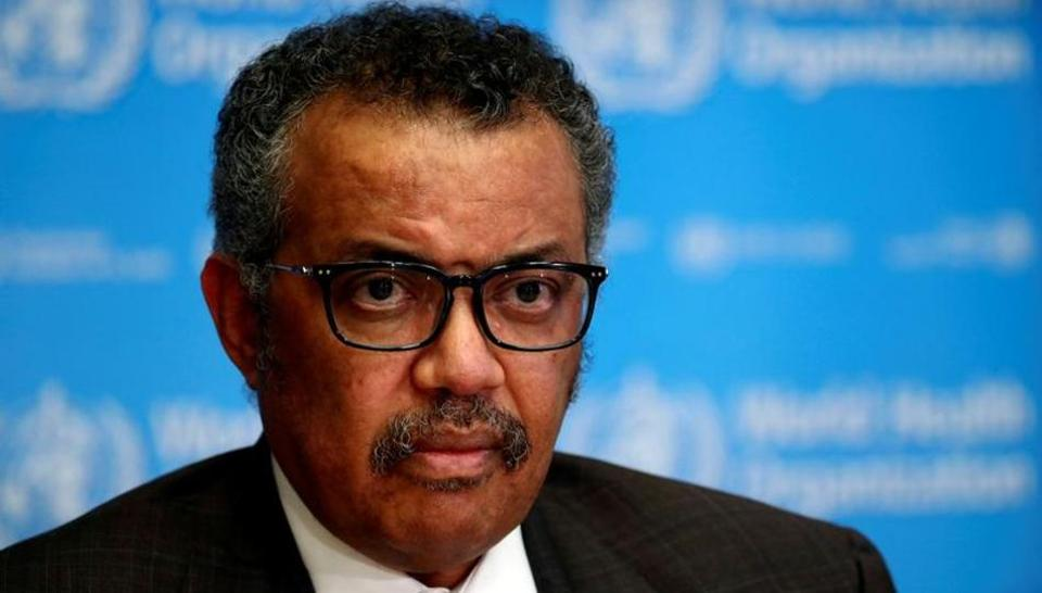 In a move sought by the WHO's biggest critic, the United States, Tedros announced that a team would be sent to China next week to investigate the origins of the outbreak.