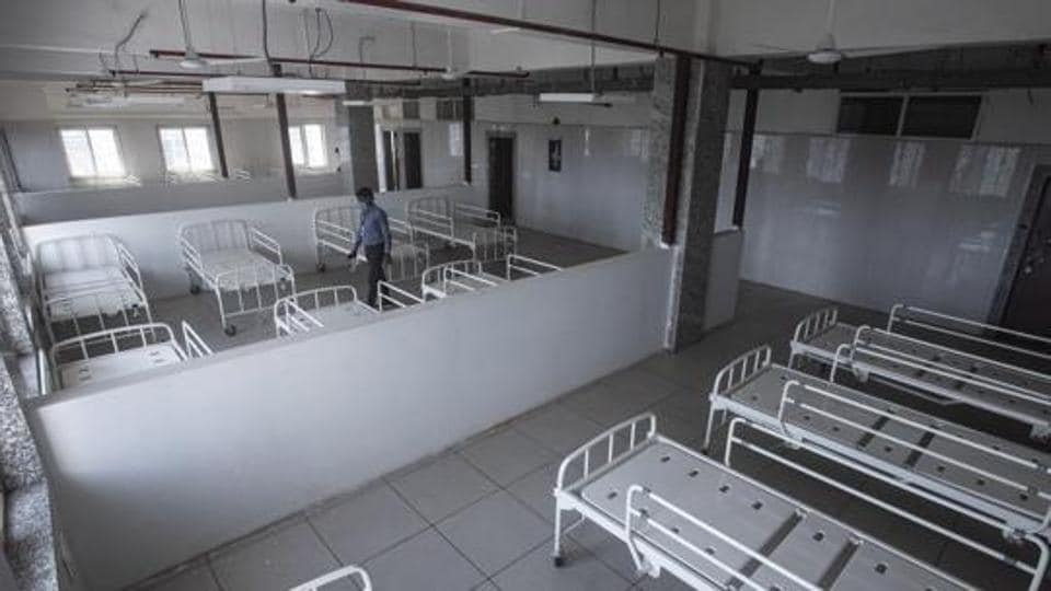 Private hospitals in the city on Monday after meeting with the Chief Minister had agreed to provide 50 per cent of their beds, which is about 2,000 beds to the government for Covid-19 treatment.