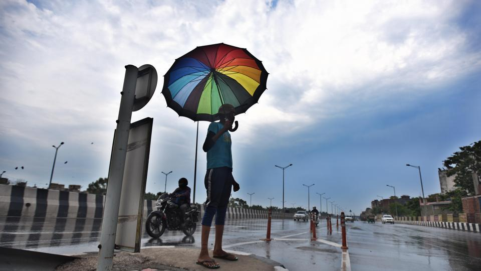 Earlier, IMD had predicted 'generally cloudy sky with light rain' in the city on June 29.