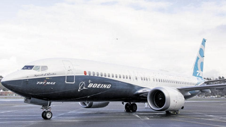 Boeing shares closed 14.4% higher at $194.49 on Monday, helping boost the Dow Jones Industrial Average.