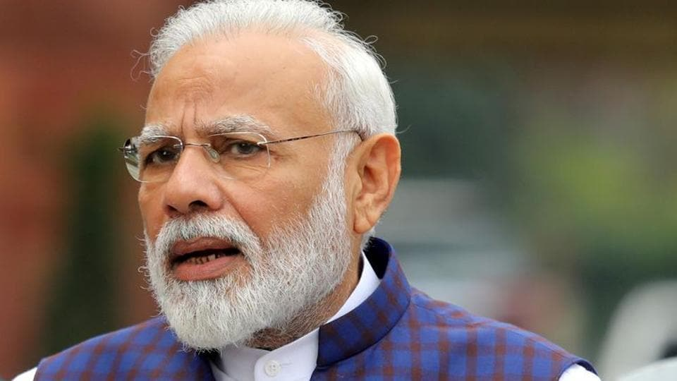Prime Minister Narendra Modi had last addressed the nation on May 12.