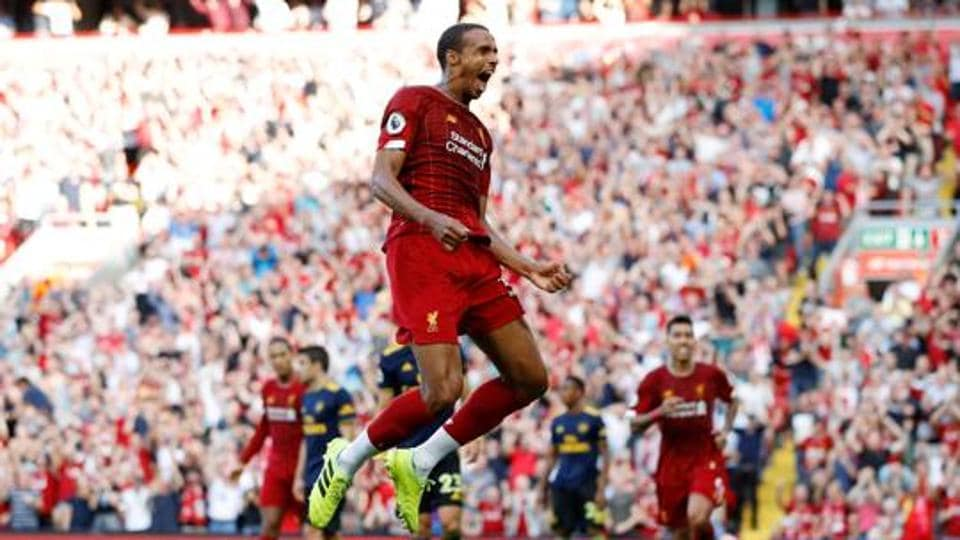 File image of Joel Matip.
