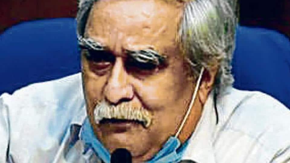 Dr Raman R Gangakhedkar