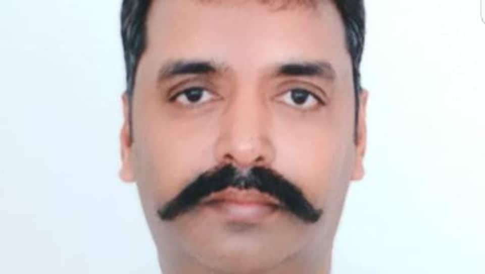 Inspector Sanjeev Kumar Yadav was posted in the south-western range of the Special Cell.