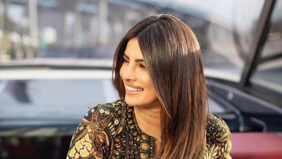 Priyanka Chopra is already working on two Amazon projects--Citadel and Sangeet.