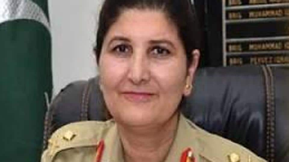 In 2017, Nigar Johar became the third woman officer in the Pakistan Army to attain the rank of major general.