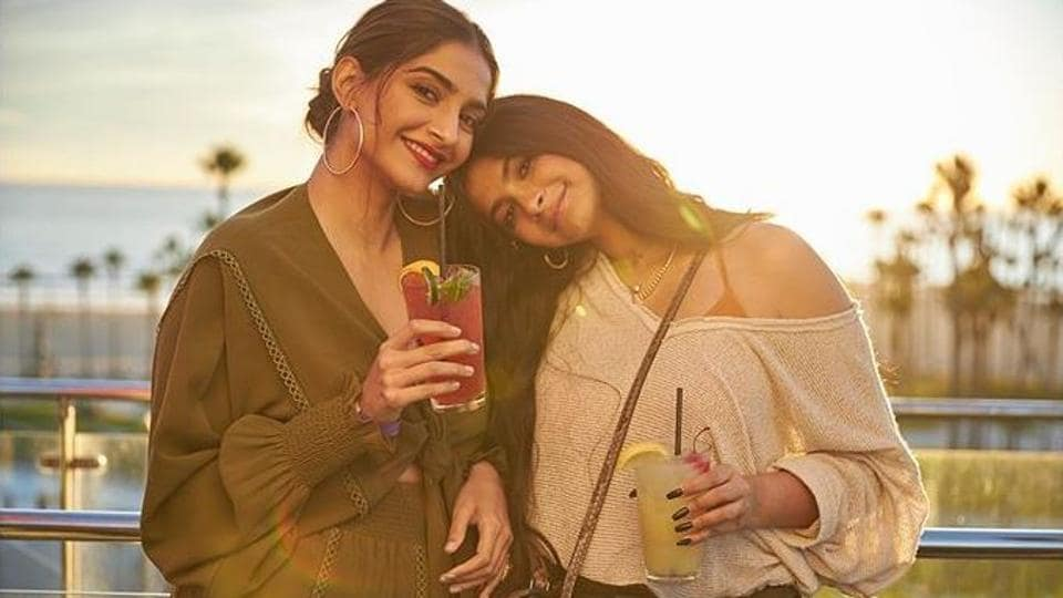 Sonam Kapoor has extended support to sister Rhea Kapoor.