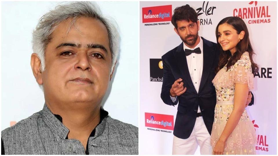 Hansal Mehta has responded to Alia Bhatt and Hrithik Roshan joining the Academy.