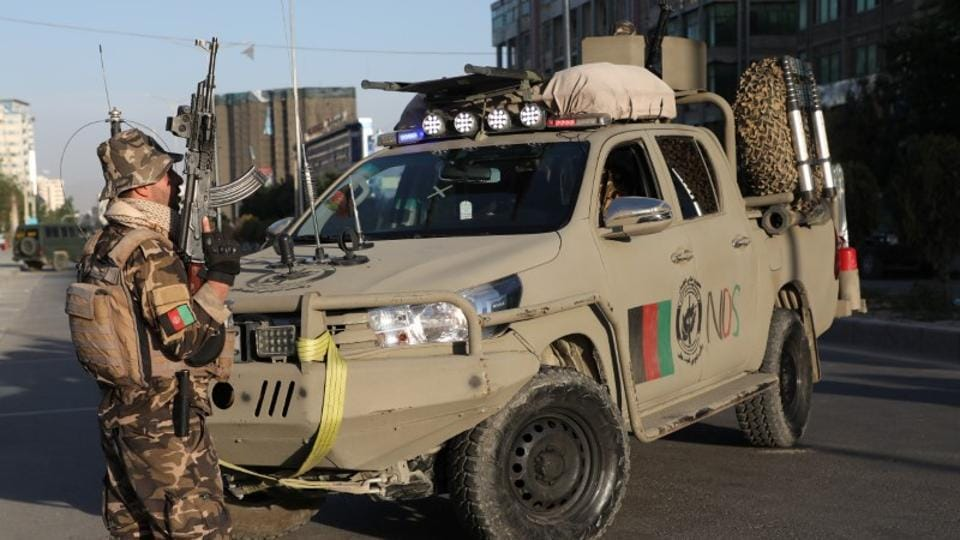 The Afghan government has insisted there was no military activity in the Taliban-controlled area at the time of the attack.