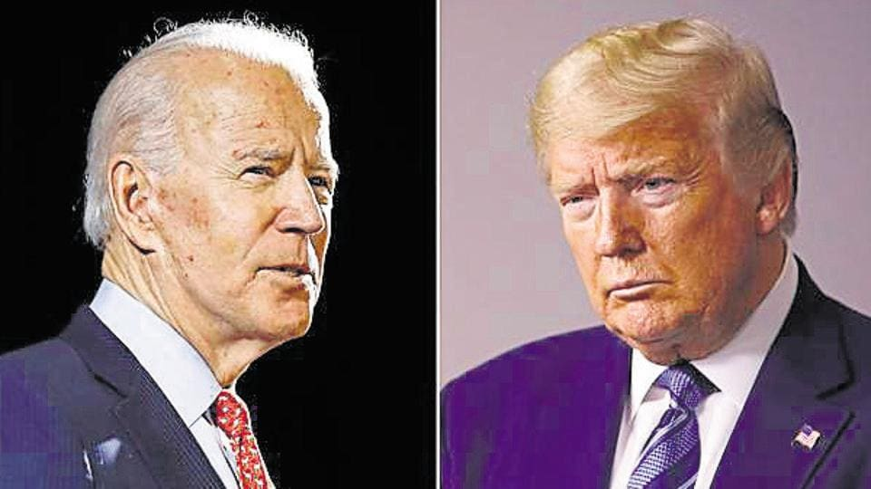 I really, really, really believe we're on the cusp of what could be the most corrupt process that we've seen in a general election, Trump rival Joe Biden said.