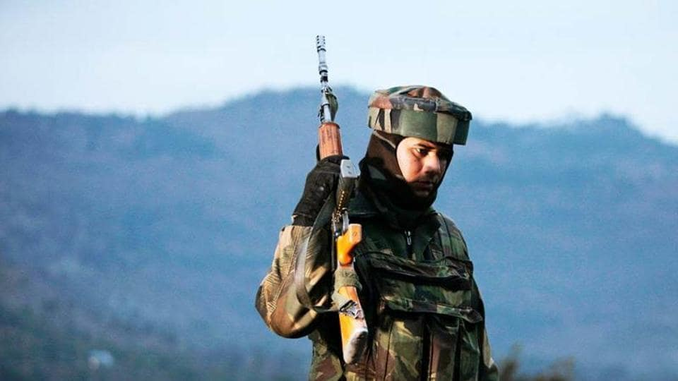 Officials tracking  recent military developments in the region discounted the likelihood of India being drawn into a war on two fronts, but asserted that the armed forces were ready to ward off all threats.