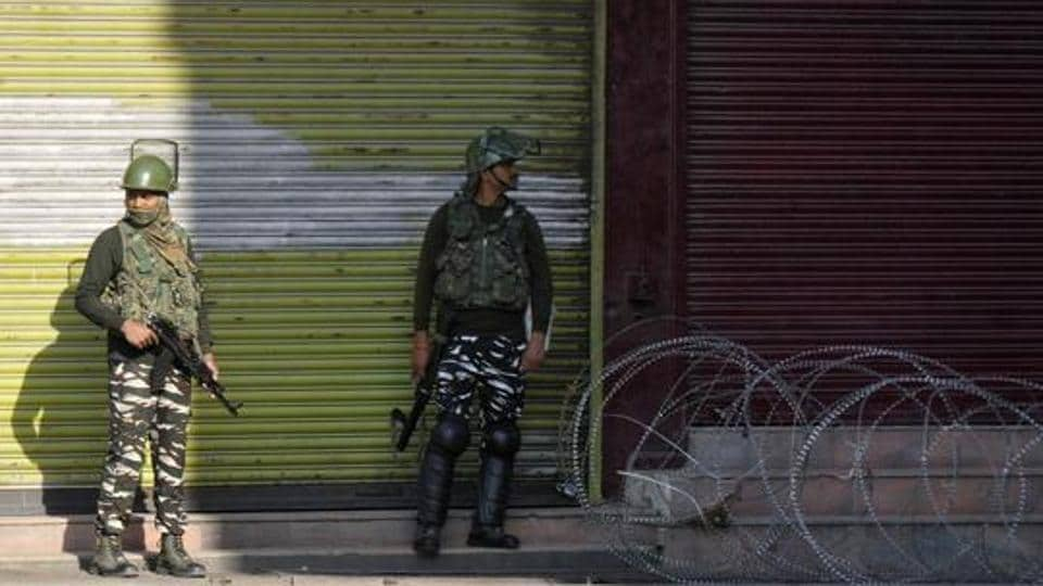 Inspector general (Kashmir) Vijay Kumar said the two and their another accomplice, Zahid Daas, were involved in the killing of a policeman last year as well as the CRPF trooper and the boy.
