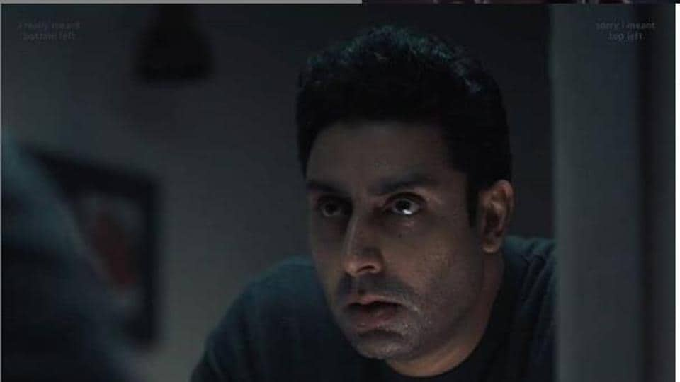 Abhishek Bachchan plays a father in Breathe 2 Into The Shadows.
