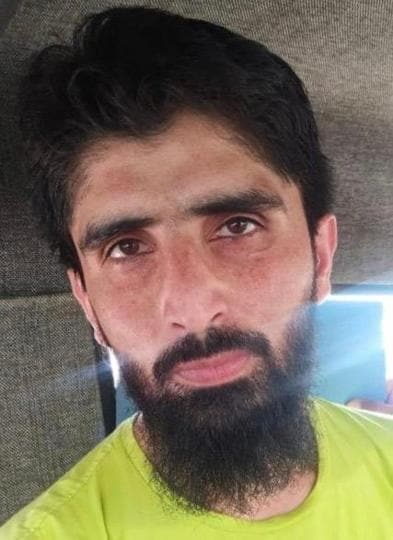 Mohammad Iqbal Rather (25), a resident of Budgam, allegedly ferried a terrorist who helped in making bomb that was used by a suicide car bomber to attack  a CRPF convoy in Pulwama in February 2019.
