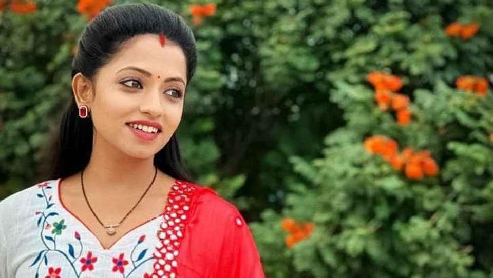 Telugu television actor Navya Swamy posted an Instagram video to inform her fans.