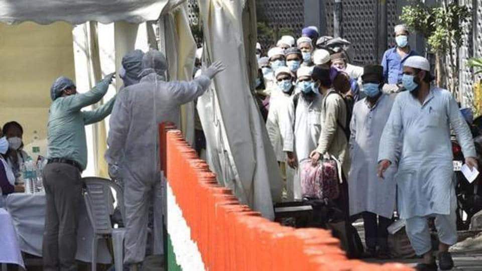 The Tablighi Jamaat event in March emerged as one of the largest known Covid-19 sources in India.