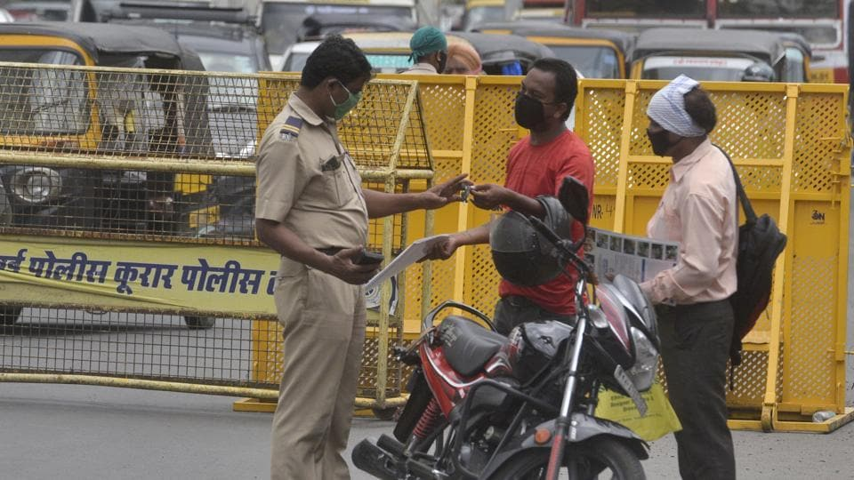 Since the lockdown was enforced in March, the city police have registered 12,251 offences against 25,276 people under Indian Penal Code Section 188 (disobedience to order duly promulgated by public servant), the official said.