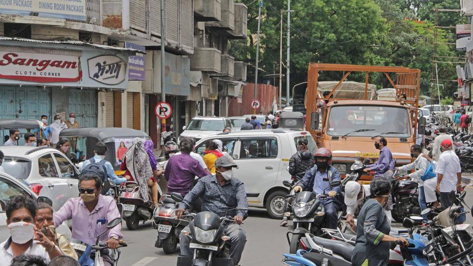 Meanwhile, the lockdown period saw two auspicious occasions - Gudi Padwa and Akshay Tritiya - when the vehicle registration normally witnesses surge.