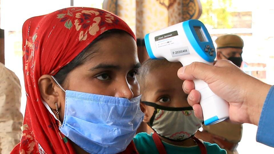 The national capital and Tamil Nadu are two states that are rapidly racing toward one lakh-mark with respect to coronavirus cases.