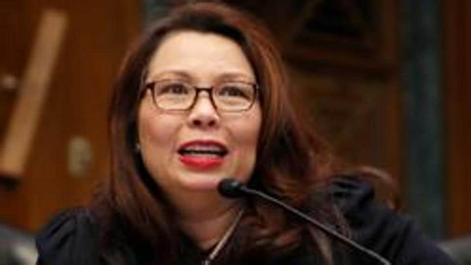Tammy Duckworth discussed the national security value of diplomacy and American alliances in this region at a Senate Armed Services Committee Hearing in February, according to a statement.