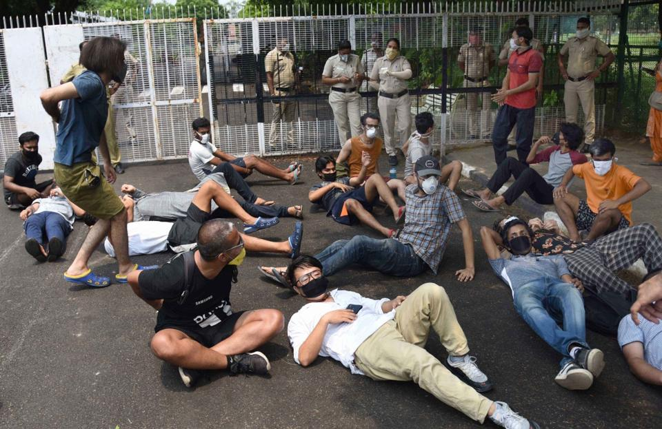 Panjab University students told to vacate hostels