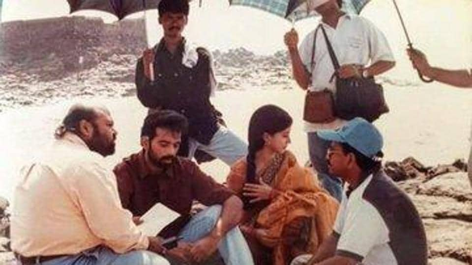Anurag Kashyap co-wrote Satya with director Ram Gopal Varma.