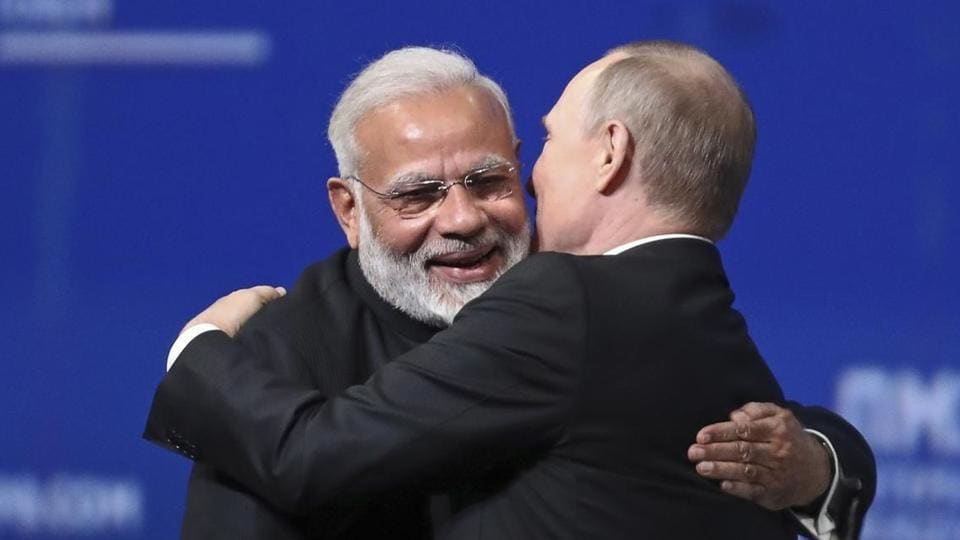 Modi was the first world leader to speak to Putin after Russian voters approved changes to the constitution that will allow Putin to hold power until 2036.