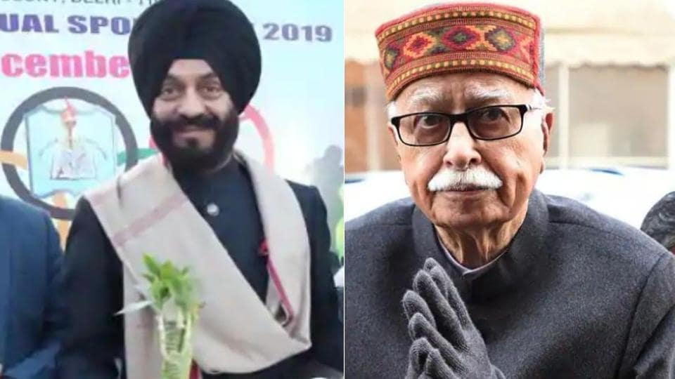 LK Advani stays at an allotted bungalow on Prithviraj Road while Bitta, who has been targeted by terrorists in the past, stays on Talkatora Road.