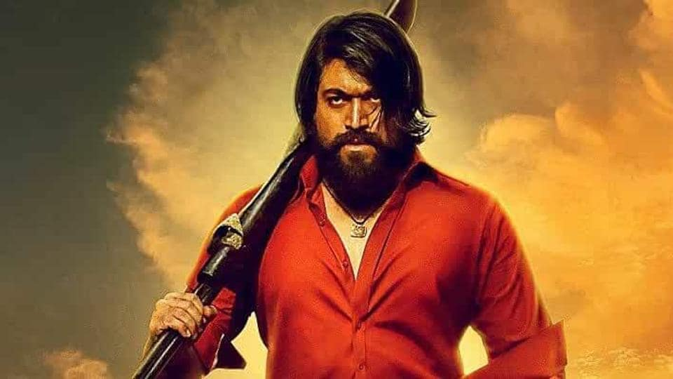 KGF: Chapter 1 starred Yash in lead role.