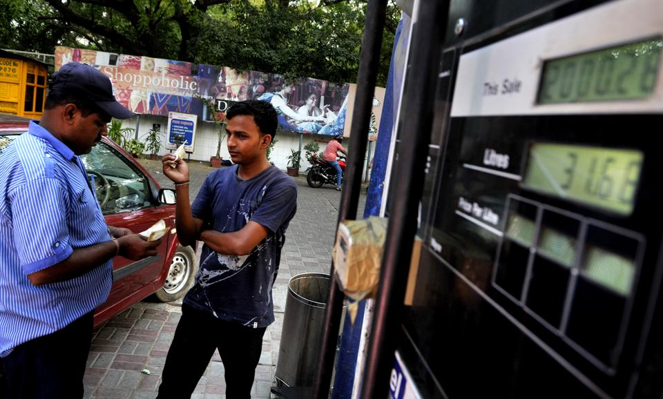 Fuel price hike and non-availability of Delhi Metro has made travelling tougher for Delhiites.